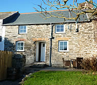 Greenbank, holiday cottage in Cornwall