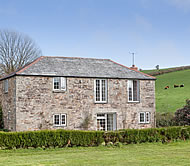 Lanjew Park, self catering cottage in Cornwall