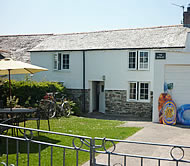 The Retreat, holiday cottage in north Cornwall